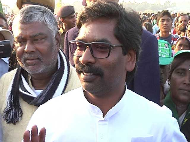 Video : No Modi Wave in Jharkhand: Chief Minister Hemant Soren to NDTV
