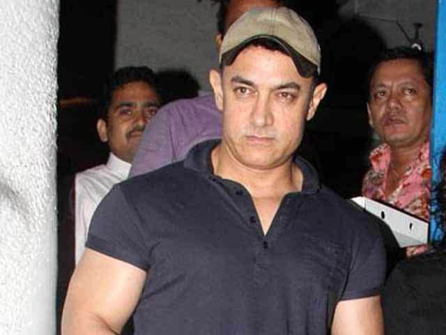Video : Aamir Khan's Wrestle Mania