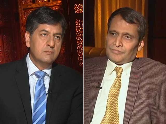 Video : Swachh Ambassador: NDTV Nominates Railway Minister Suresh Prabhu