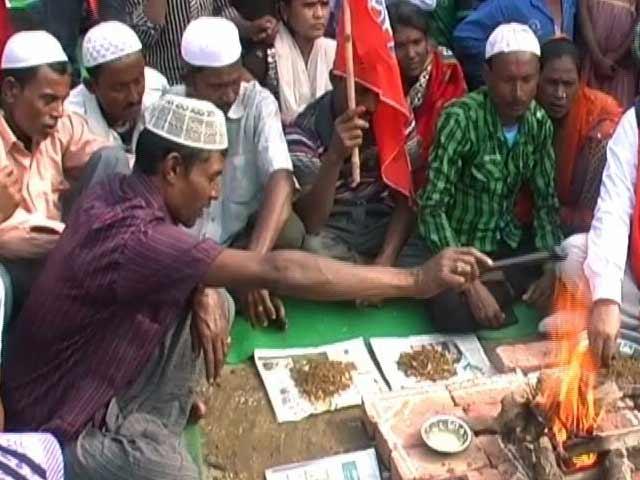 Video : अलीगढ़ में धर्म परिवर्तन के लिए चंदा वसूली