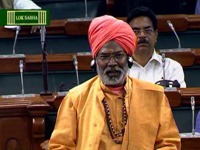 Video : For Calling Gandhi Killer 'Patriot', BJP's Sakshi Maharaj Apologises, With a Sting