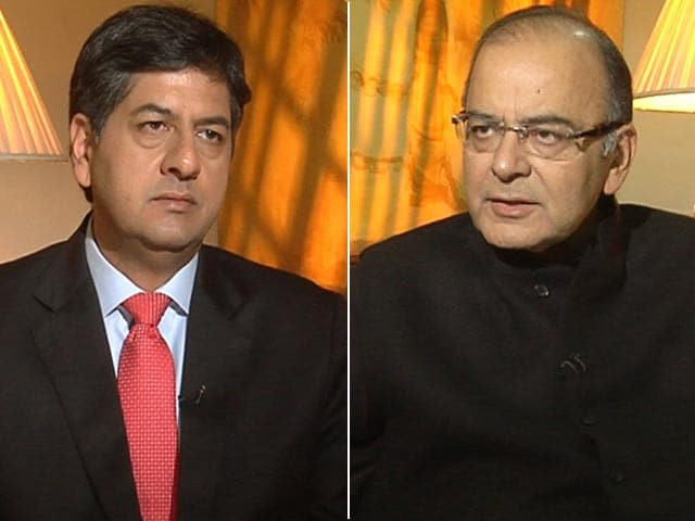 Video : Concerned About Comments Made by MPs, Arun Jaitley Tells NDTV