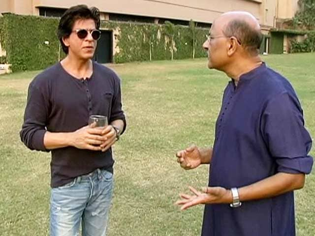 Walk The Talk With Shah Rukh Khan (Part 2)