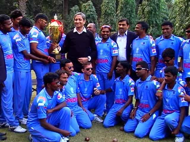 Videos : प्राइम टाइम : भारत बना ब्लाइंड क्रिकेट वर्ल्डकप विजेता