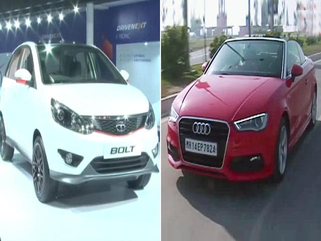 Video : The Audi A3 Goes Topless & We Test the Tata Bolt