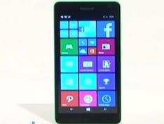 Microsoft Lumia 535: First Lumia Sans Nokia