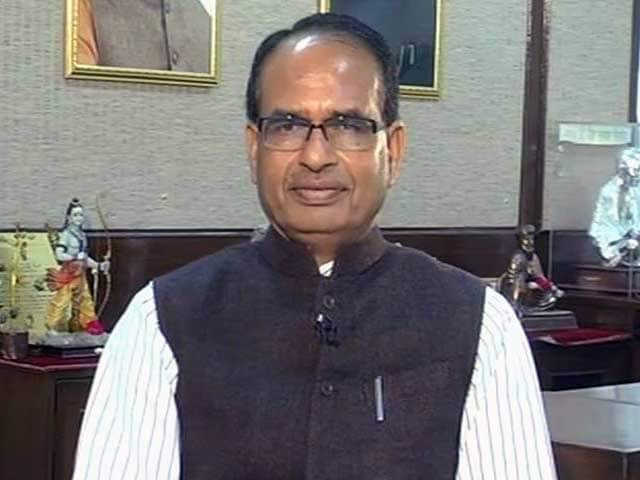 Video : Shivraj Singh Chouhan Lends Support to NDTV's Swachh India Cleanathon