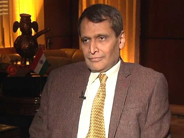 Video : Meet NDTV's Swachh Ambassador: Railway Minister Suresh Prabhu