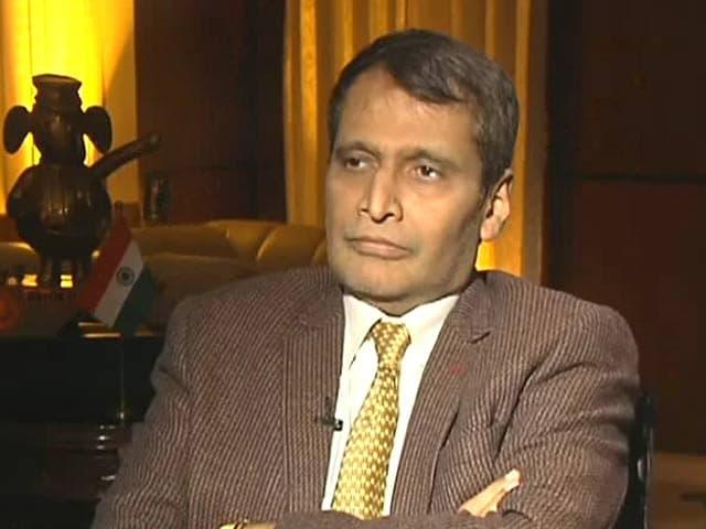 Videos : स्वच्छता दूत : एनडीटीवी ने रेलमंत्री सुरेश प्रभु को नामित किया