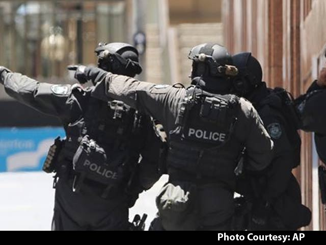 Video : Sydney Hostage Crisis: NDTV Reports From Ground Zero