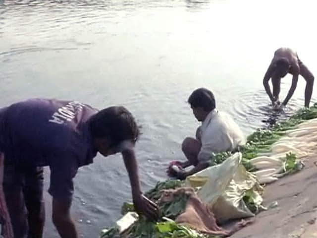 Video : इंडिया 7 बजे : हरी सब्जियों का काला सच