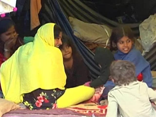 Videos : पाकिस्तान से आए 450 हिन्दू परिवारों का दर्द