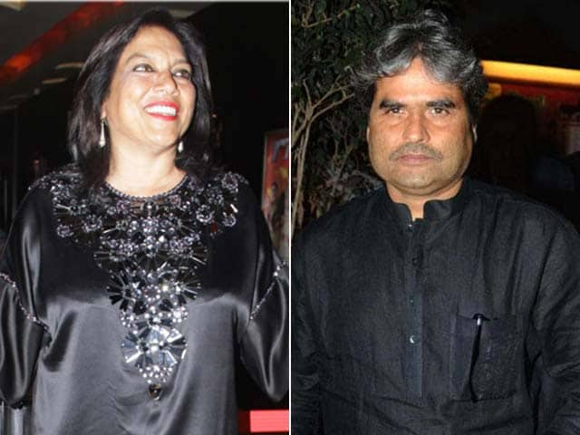 Vishal Bhardwaj, Mira Nair Team Up for Broadway Musical
