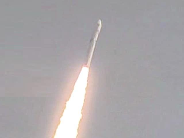 Video : भारत का सबसे बड़ा रॉकेट जीएसएलवी मार्क 3 का सफल परीक्षण