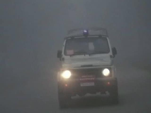 Video : पूरे उत्तर भारत में सर्दी का सितम
