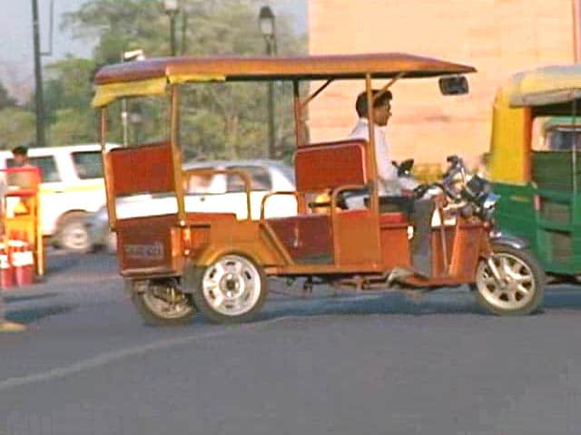 Video : Lok Sabha Gives Green Signal to E-rickshaws Ahead of Crucial Delhi Polls