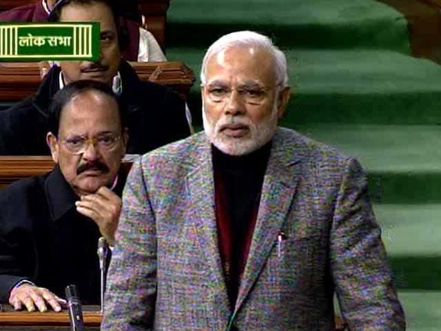 Video : Strong Message Sent to Pakistan on Lakhvi Bail, Says PM Modi