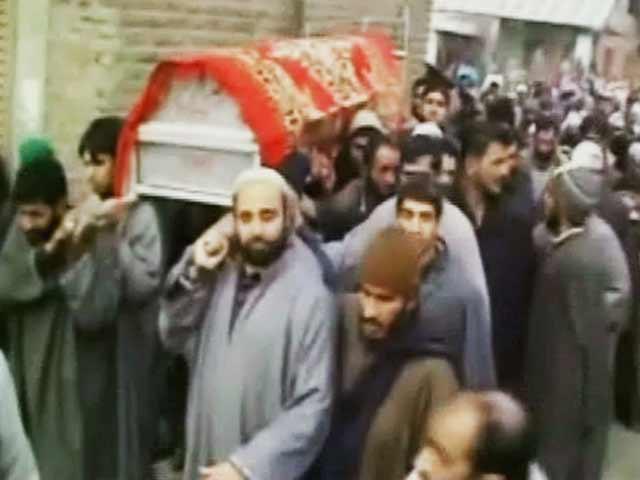 Videos : जम्मू कश्मीर में सरपंच की गोली मारकर हत्या