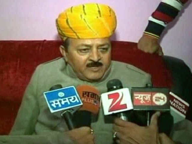 Video : 'If You Don't Vote For Us, Don't Stay Here': BJP Legislator Says This Isn't A Threat