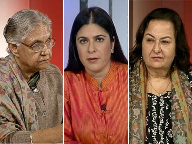 Video : The NDTV Dialogues: Making India Safer for Women