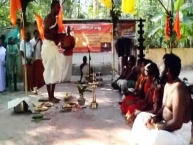 Video : In Kerala, 30 Christians Convert. VHP Says, 'We Helped'