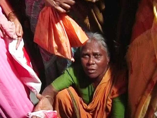 Video : Elderly Woman Dies as Rush for Pension Causes Stampede in Vijayawada