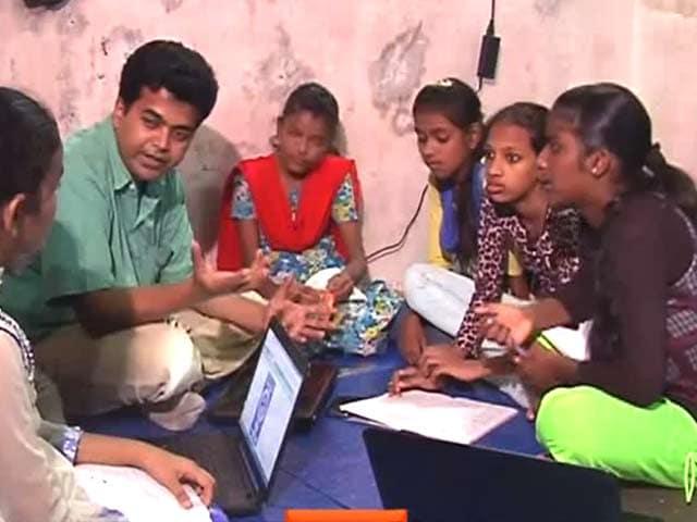 Video : धारावी की लड़कियों का कमाल, खुद बना रही हैं एप्स