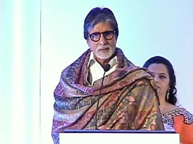 Videos : मुझे भी टीबी हुई थी : अमिताभ बच्चन