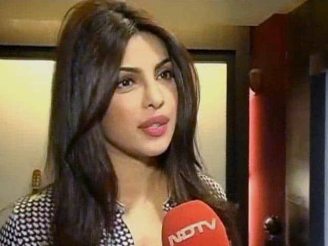 Video : Priyanka Chopra's Big Break, on the Small Screen