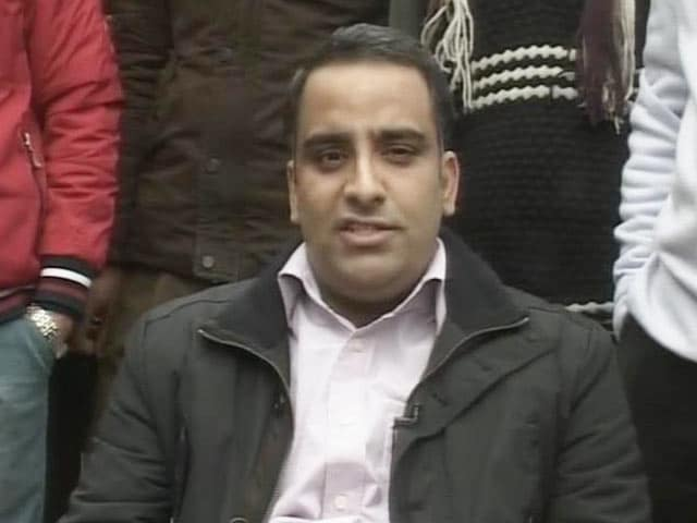 Video : Open to Alliances, But No Possibility with PDP: Salman Sagar