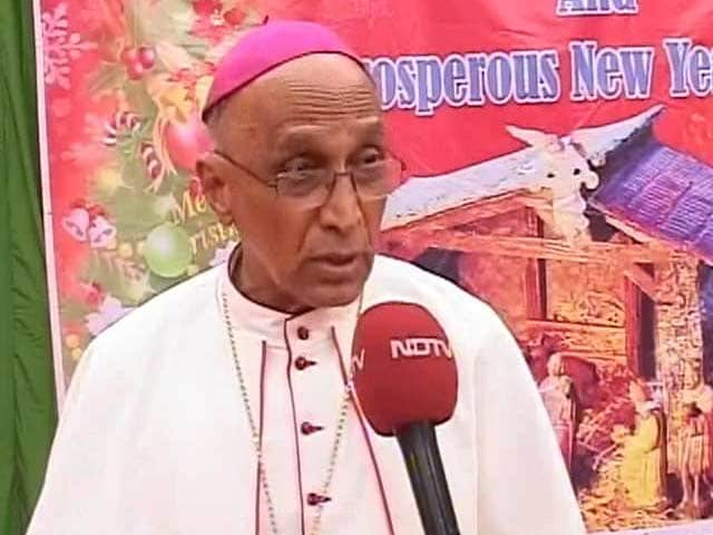 Video : 'Good Governance is Necessary, But Why Celebrate on December 25,' Says Bangalore Archbishop