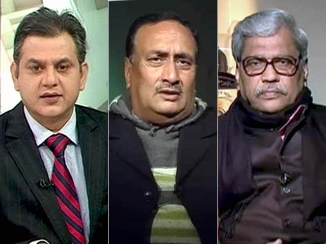 Videos : न्यूज़ प्वाइंट : जम्मू-कश्मीर में त्रिशंकु विधानसभा