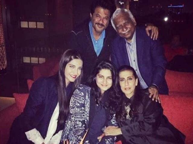 Video : Anil Kapoor's Dubai Birthday Celebrations