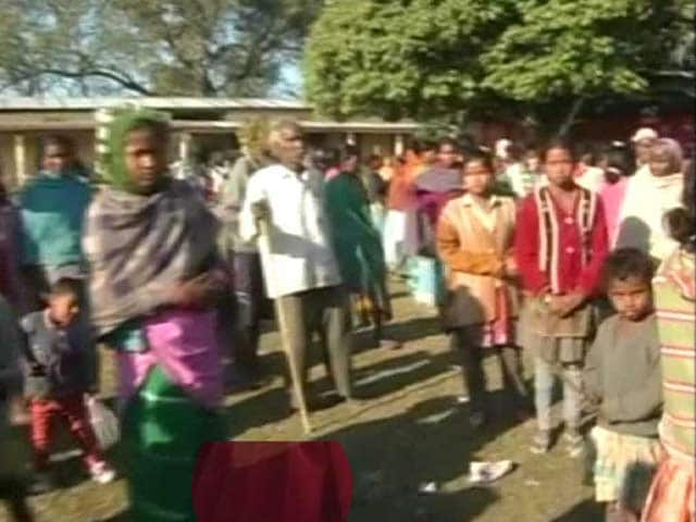 Video : In Village Worst Hit by Assam Violence, Houses Burn, Hundreds Flee