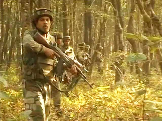 Video : Army to Intensify Operations Against Bodo Militants in Assam