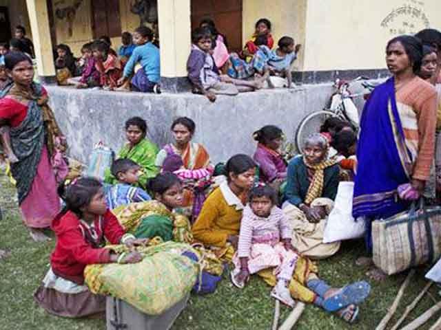 Video : राहत शिविरों में रहने को मजबूर असम के हिंसा प्रभावित