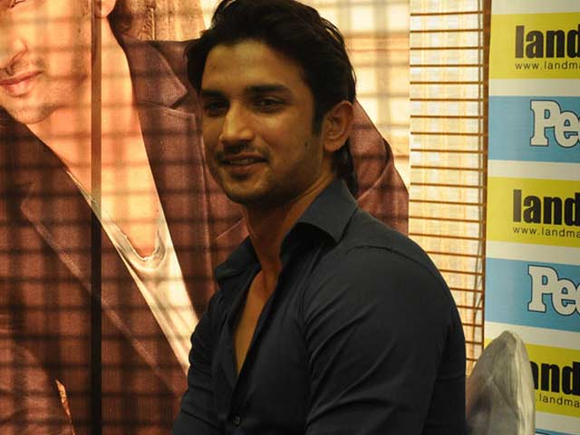 Video : Sushant Singh Rajput Faces Clash of Two Yash Raj Films' Shoot