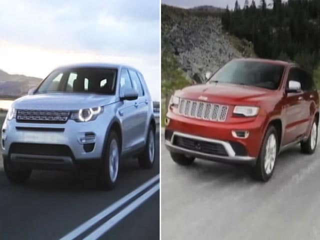 Video : CNB Ends 2014 in Style With Discovery Sport & Grand Cherokee