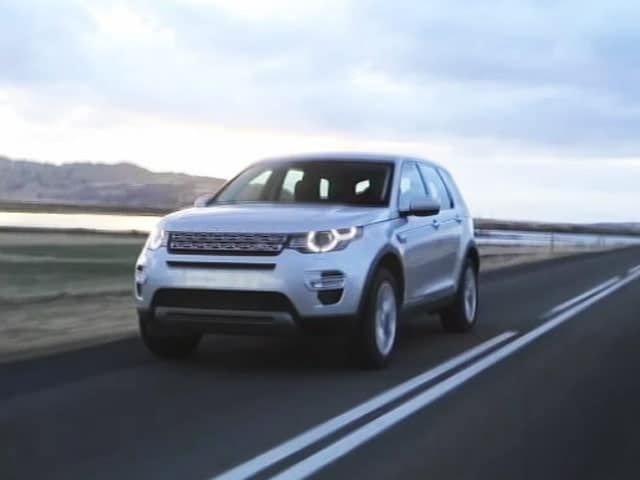 Video : Discovery Sport Exclusive From CNB