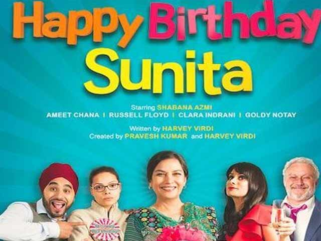Video : 'Happy Birthday Sunita'
