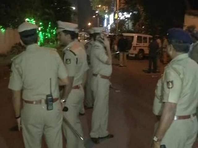 Video : Blast in Bengaluru's Church Street, Woman Killed