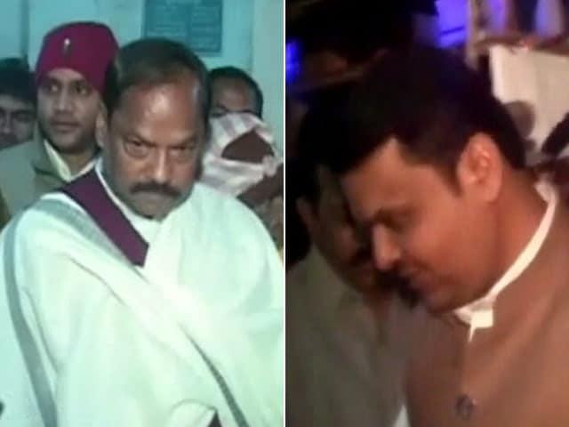 Videos : जनता के बीच पहुंचे दो मुख्यमंत्री