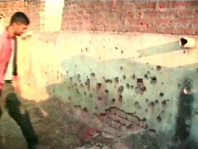 Video : Pakistan Targets Indian Posts Hours After 5 Die in Cross-border Firing