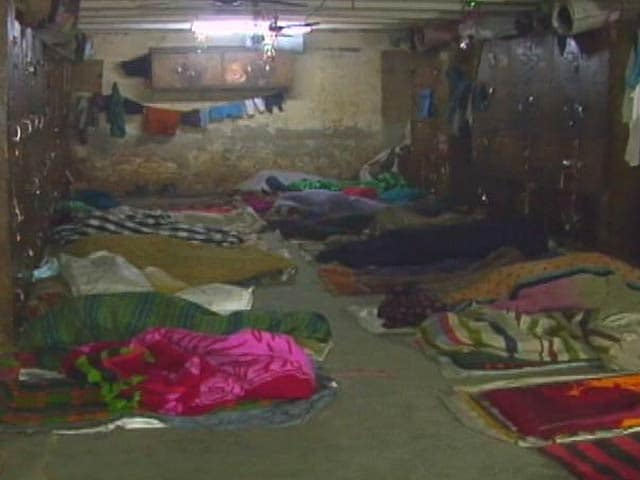 Video : No New Year Cheer for the Homeless in Delhi