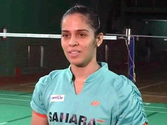 Video : Saina Nehwal Disappointed by Padma Award Snub
