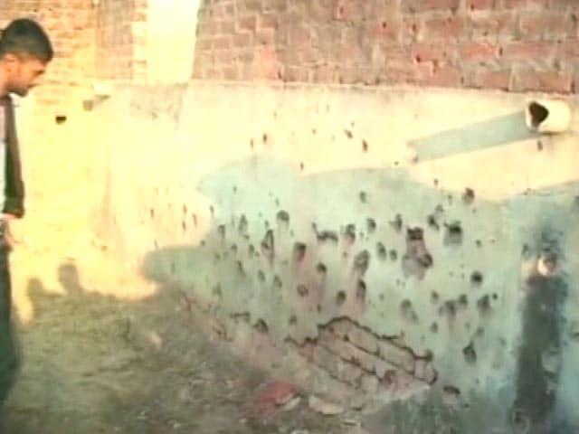 Videos : सरहद पार से फिर शुरू हुई फ़ायरिंग