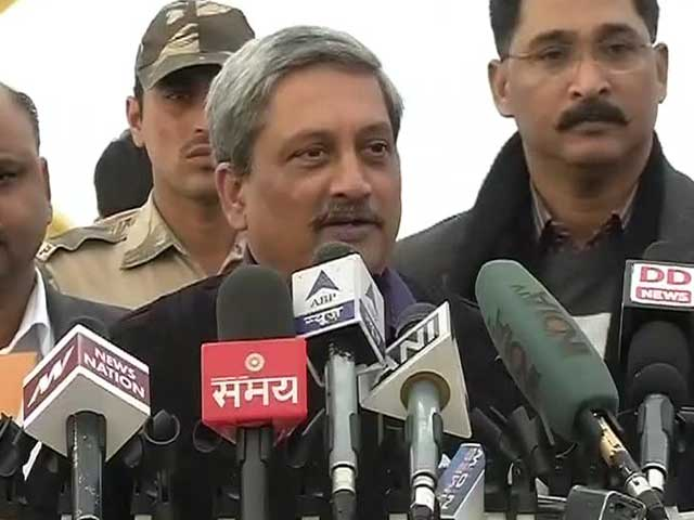 Video : Men On Board Pakistan 'Bomb' Boat Were Suspected Terrorists: Defence Minister