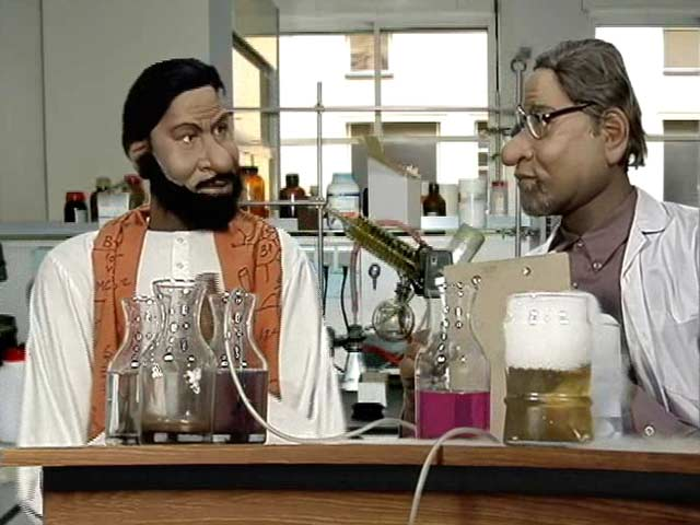 Video : Time to Revive the Romance of Science