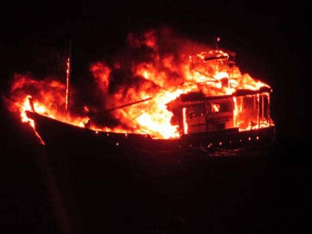 Videos : संदिग्ध नाव मुद्दा : पाकिस्तान ने पल्ला झाड़ा