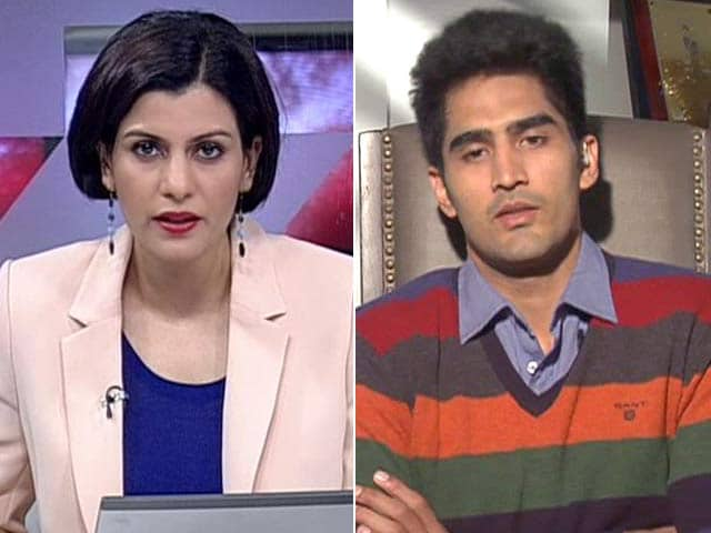Video : Should Saina Nehwal and Vijender Singh Have Lobbied for Padma Awards?